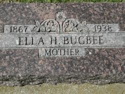 Ella R. <i>Heacock</i> Bugbee