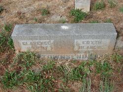 Edyth Blanche <i>Hoag</i> Townsend