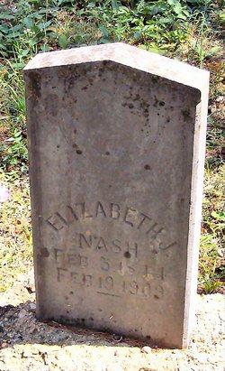 Elizabeth Jane <i>Nash</i> Cupp