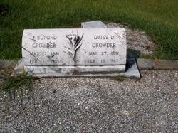 Daisy Dean <i>Argo</i> Crowder
