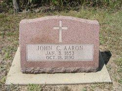 John Clement Aaron