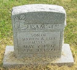 Isaac Tilmon Mayes
