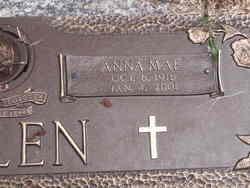 Anna Mae Allen