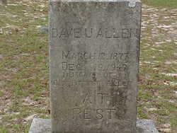 David Uriah Allen