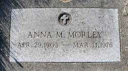 Anna Margaret Morley