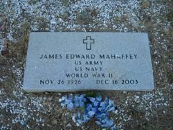 James Edward Mahaffey