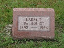 Harry W Palmquist