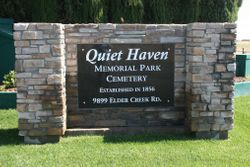 Quiet Haven Memorial Park Cemetery