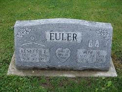 Rose Marie <i>Eckstein</i> Euler