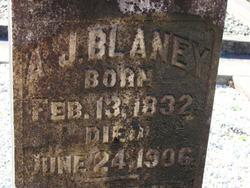 A J Blaney