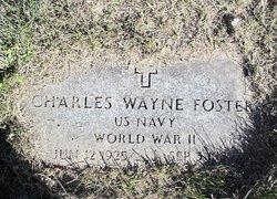 Charles Wayne Foster