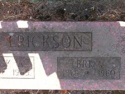 Brita Bertha Erickson