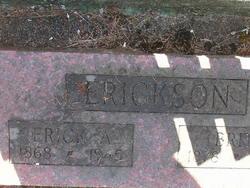 Erick A. Erickson