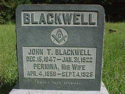 Pernina <i>Johnson</i> Blackwell