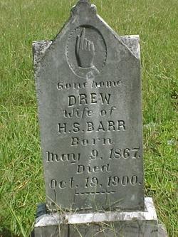 Drew Barr