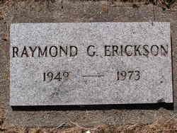 Raymond G. Erickson