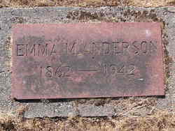 Emma Marie Anderson