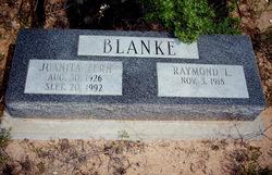 Juanita Fern DeeDee <i>Harris</i> Blanke