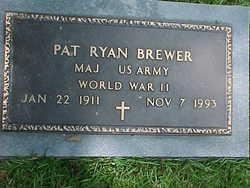Pat Ryan Brewer