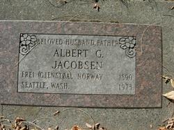 Albert G Jacobsen