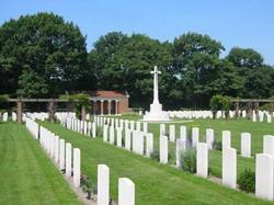 Bergen-op-Zoom Canadian War Cemetery