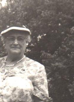 Martha Ethel <i>Jeter</i> Kraft