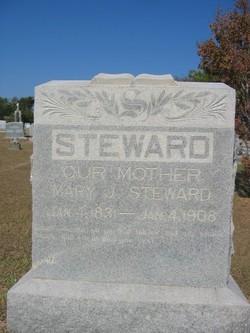 Mary Jane <i>Coppage</i> Steward