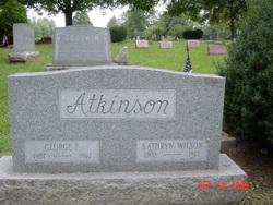 Kathryn <i>Wilson</i> Atkinson