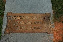 Georgia Parkie Leigh