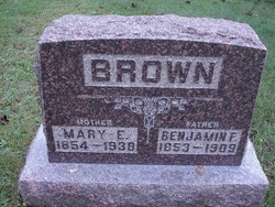 Benjamin F Brown