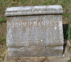 John Hearne Barnes