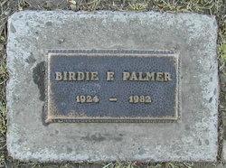 Birdie Faye <i>Vail</i> Palmer