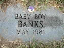 Baby Boy Banks