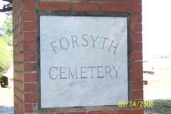 Forsyth City Cemetery