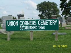 Union Corners Cemetery