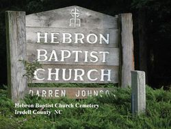 Hebron Baptist Church Cemetery