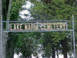 Lake Maria Cemetery