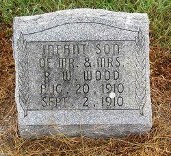Infant son Wood