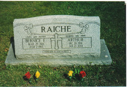 Bernice E. <i>Fleury</i> Raiche