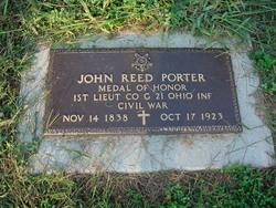 John Reed Porter