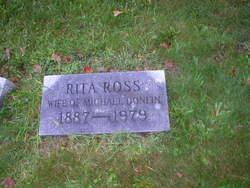 Rita <i>Ross</i> Donlin