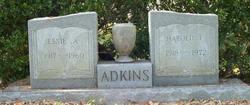 Harold F Adkins