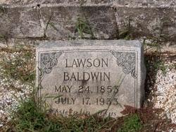 Lawson Baldwin