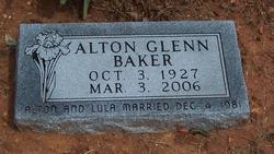 Alton Glenn Papa Baker