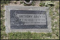 Anthony Abeyta