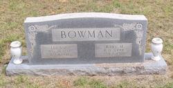Lula R Bowman