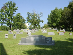 Pigeon Forge Baptist Cemetery