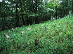 Watty Caudill Cemetery
