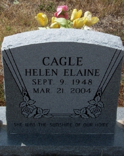 Helen <i>Schmidt</i> Cagle