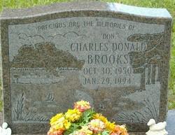 Charles Donald Don Brooks